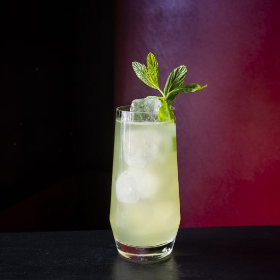 Gin Gin Mule Audrey Saunders