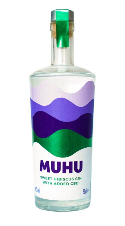 Muhu Gin aus Großbritannien