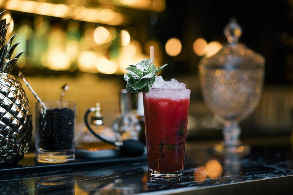 Amo Bar im Hotel Amano Berlin   Mixology Barguide